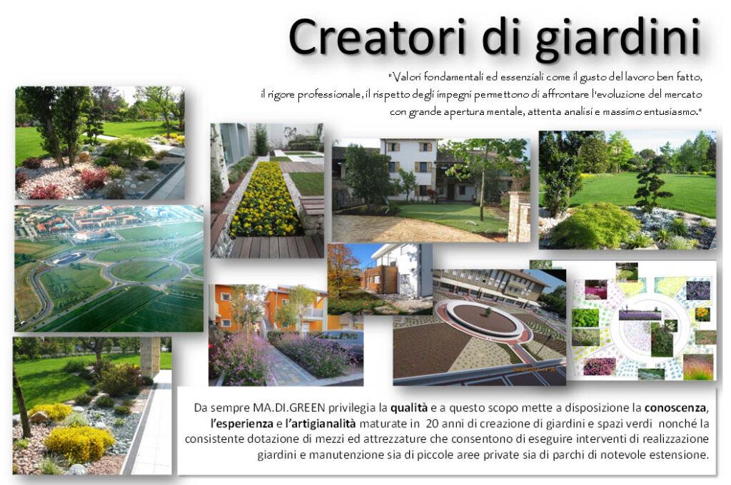 Creatori di giardini